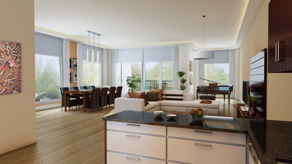 Interieurimpressies | Allround specialist voor vastgoedpromotie en ...